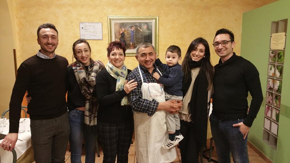 La Famiglia Verdastro | La Terrazza di Mercato San Severino ...