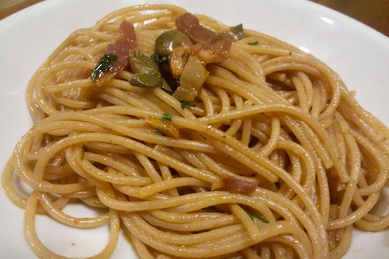 ricetta-spaghetti-aglio-olio