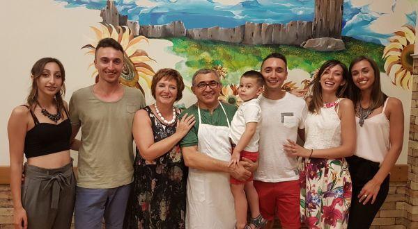 famiglia-verdastro-ristorante la terrazza mercato san severino