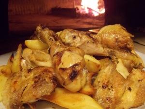 Pollo Scucchiato