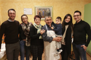 La Famiglia Verdastro | La Terrazza di Mercato San Severino